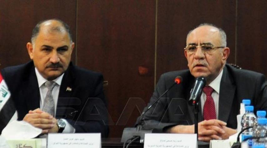 اهم النقاط التي تركز عليها الاجتماع السوري العراقي حول الصناعة