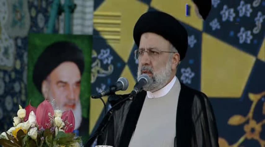 الرئيس الايراني المنتخب: صوت شعبنا لصالح التغيير الذي يخدم مصالحه