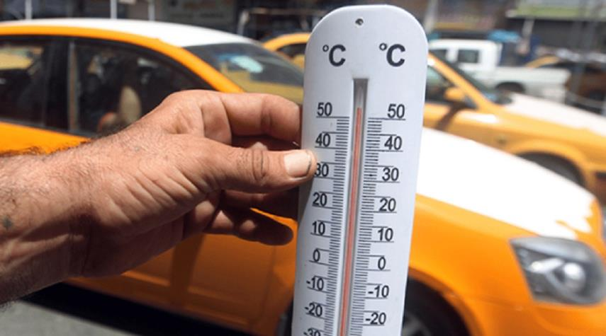 مدينة عراقية تسجل اعلى درجة حرارة عالميا