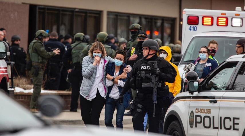 کشته شدن بیش از 430 نفر در حوادث مرگبار خشونت با سلاح در یک هفته ی گذشته