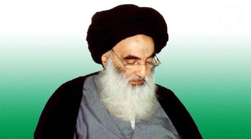 المرجع السيد السيستاني ينعى رئيس المجلس الإسلامي الشيعي الأعلى في لبنان