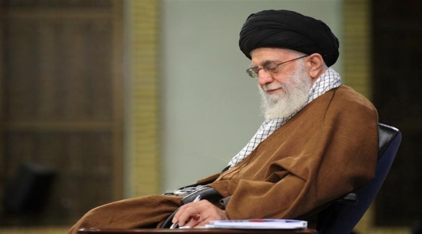 الامام الخامنئي يعزي بوفاة رئيس محكمة الثورة في طهران