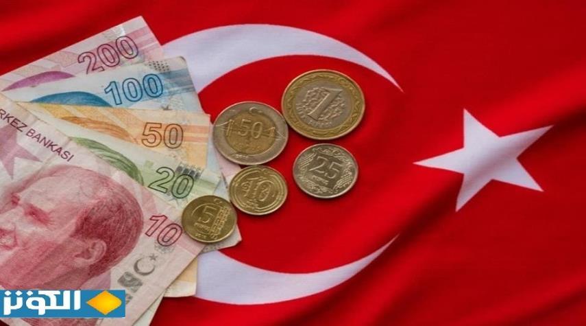 الليرة التركية قرب أدنى مستوياتها على الإطلاق