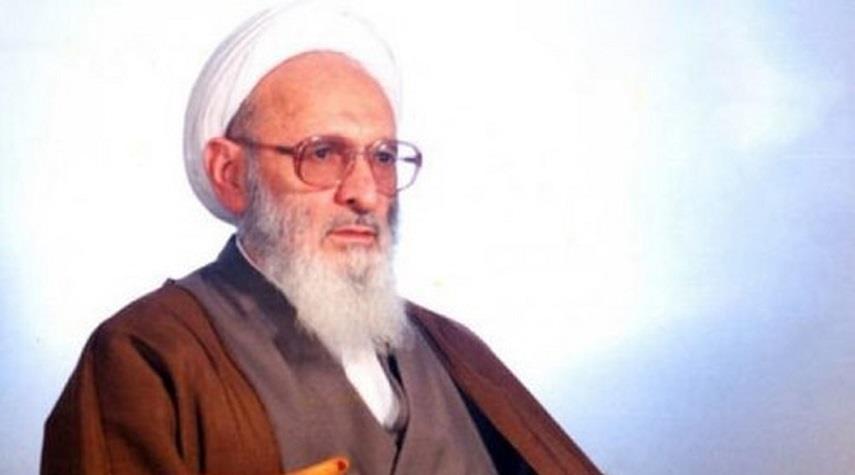 تسلیت شبکه الکوثر به مناسبت رحلت علامه حسنزاده آملی