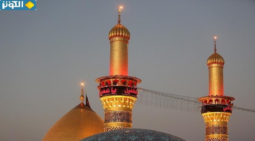 بالصور... مراسم الأربعين الحسيني في كربلاء المقدسة