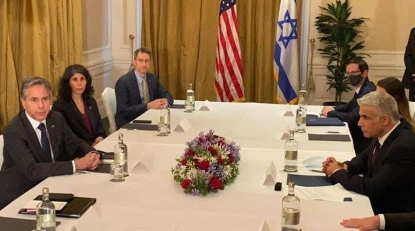 اسرائیل از اعمال فشار آمریکا بر ایران ناامید شده است