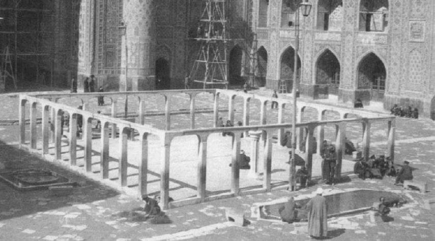 درباره مسجد پیرزن چه میدانید؟