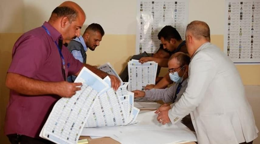 مقاومت عراق: دستکاری در نتایج، نشانگر ناکارآمدی کمیساریای انتخابات است