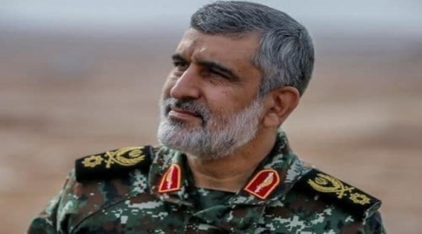 سردار حاجیزاده : رزمایش پدافند هوایی را جوانان دهه شصتی و هفتادی اداره کردند