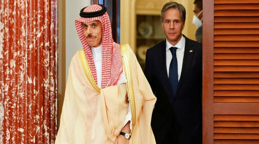 وزیر خارجه سعودی: اسرائیل به ثبات منطقه کمک کرده است!