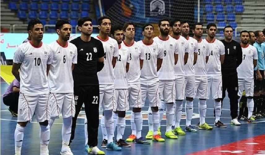 منتخب إيران لكرة الصالات يفوز على نظيره الطاجيكي في تايلاند