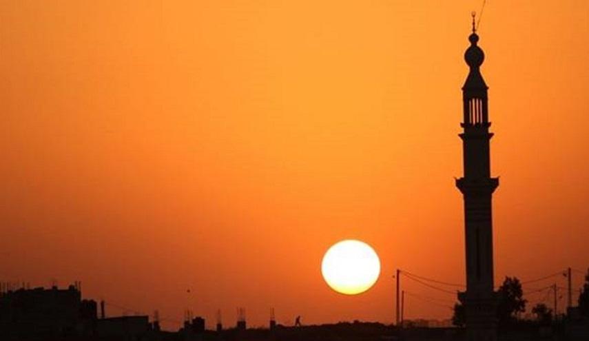 مواقيت الأذان لمدينة بيروت وضواحيها ليوم الثلاثاء