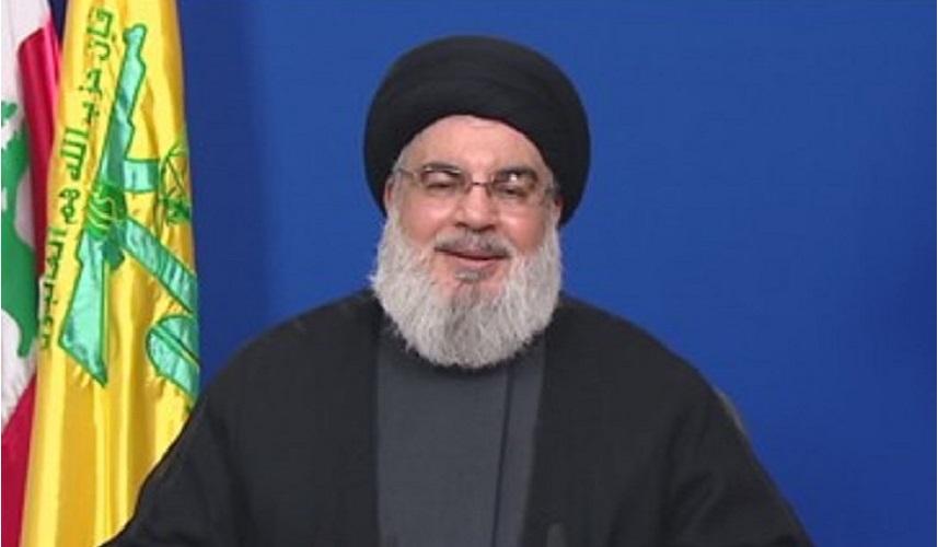 """سدانة مسجد جمكران تمنح """"سيد المقاومة"""" وسام الخدمة الفخرية"""