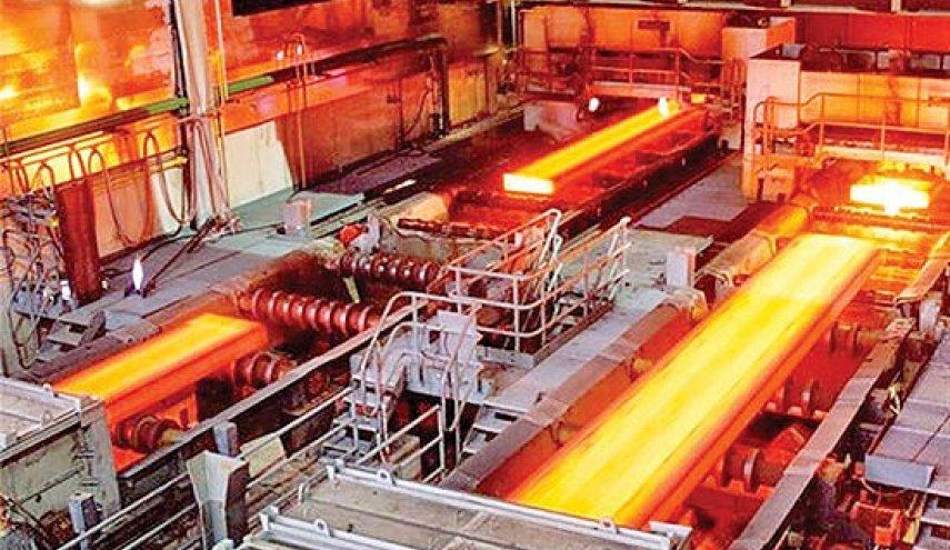 اول مصنع ايراني لانتاج الحديد الاسفنجي يباشر نشاطه في الصين