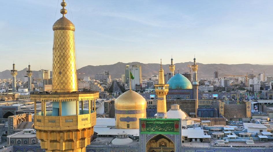 عشرة الإمامة والولاية.. أيام احتفالية خاصة في العتبة الرضوية المقدسة