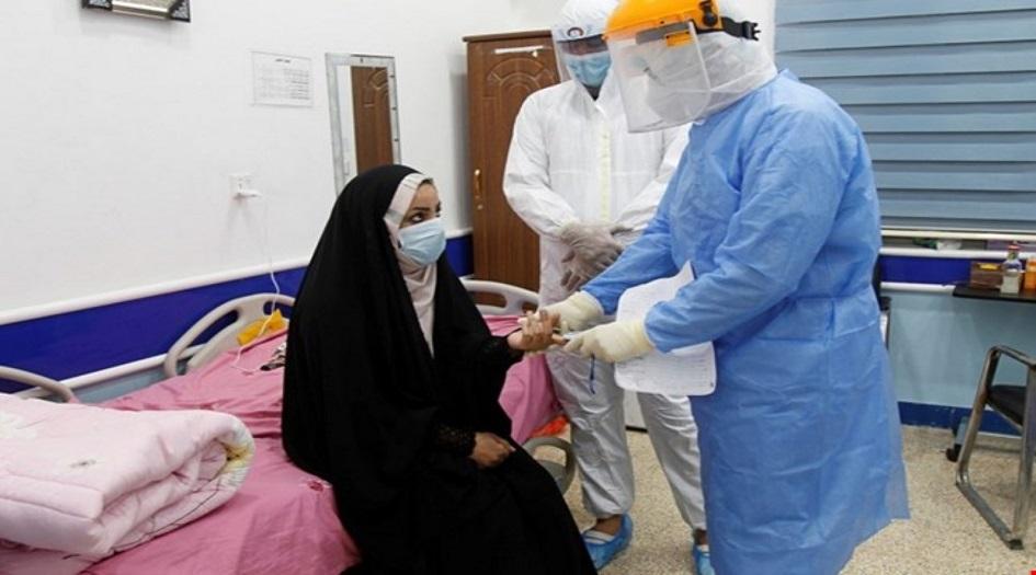 العراق.. 62 وفاة و5405 إصابة جديدة بفيروس كورونا