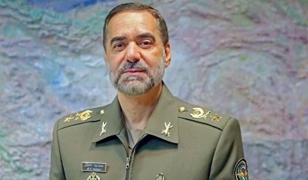 """وزير الدفاع الايراني: لقاح """"فخرا"""" المضاد لكورونا سيدخل سلة التطعيم العام قريبا"""