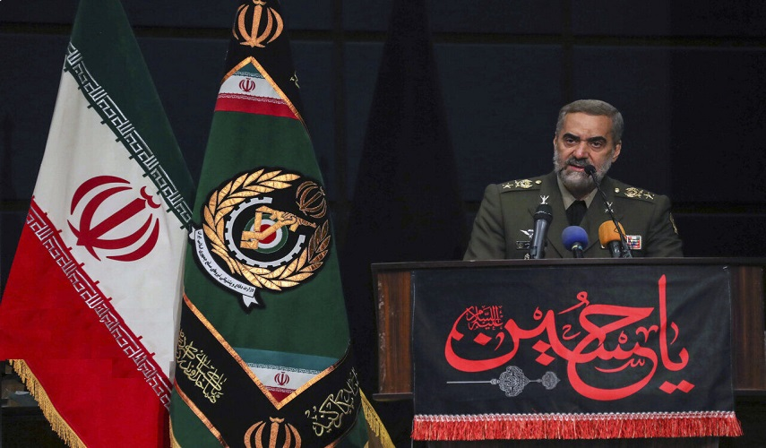 وزير الدفاع الايراني: 20 مليون جرعة من لقاح فخرا سيتم تسليمها لوزارة الصحة