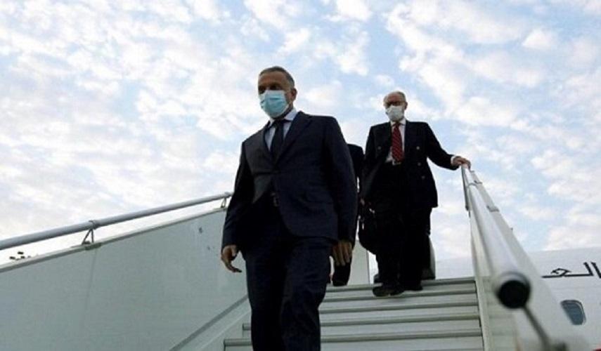 رئيس الوزراء العراقي يختتم زيارته الى ايران ويعود الى بغداد