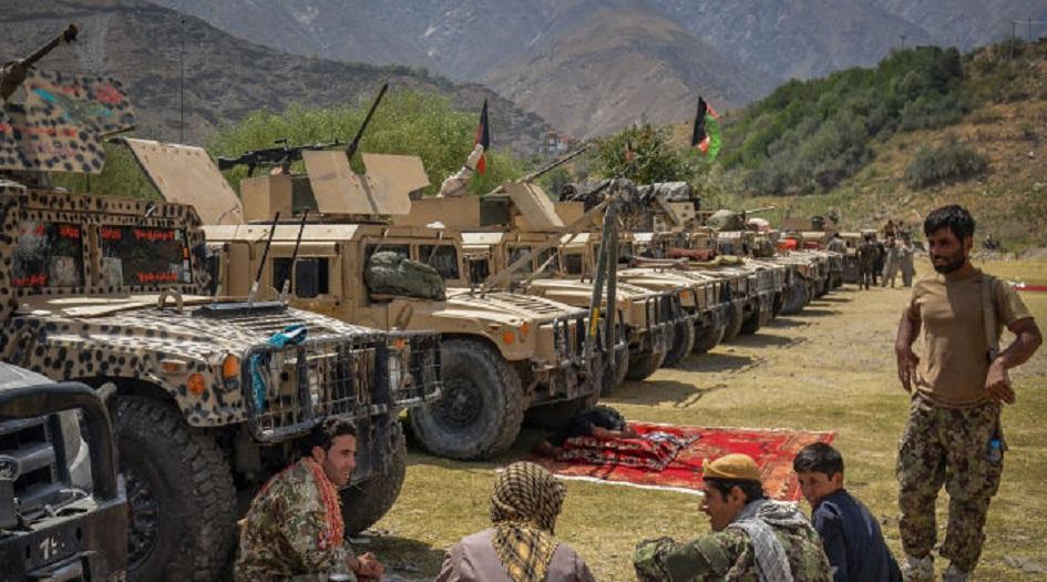 """""""طالبان"""" تكشف عن الثروة المالية الموجودة في منزل نائب رئيس أفغانستان السابق"""