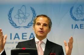 غروسي يدعو لحل القضايا الخلافية مع ايران عبر الحوار المباشر
