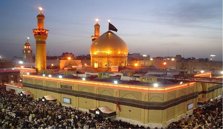 مواقيت الأذان لمدينة النجف الاشرف وضواحيها ليوم الثلاثاء