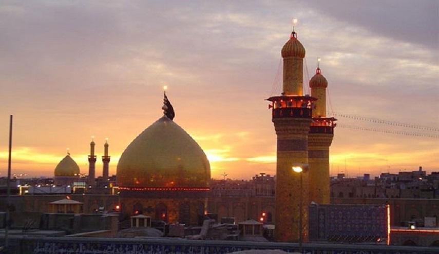 مواقيت الأذان لمدينة كربلاء المقدسة وضواحيها ليوم الثلاثاء