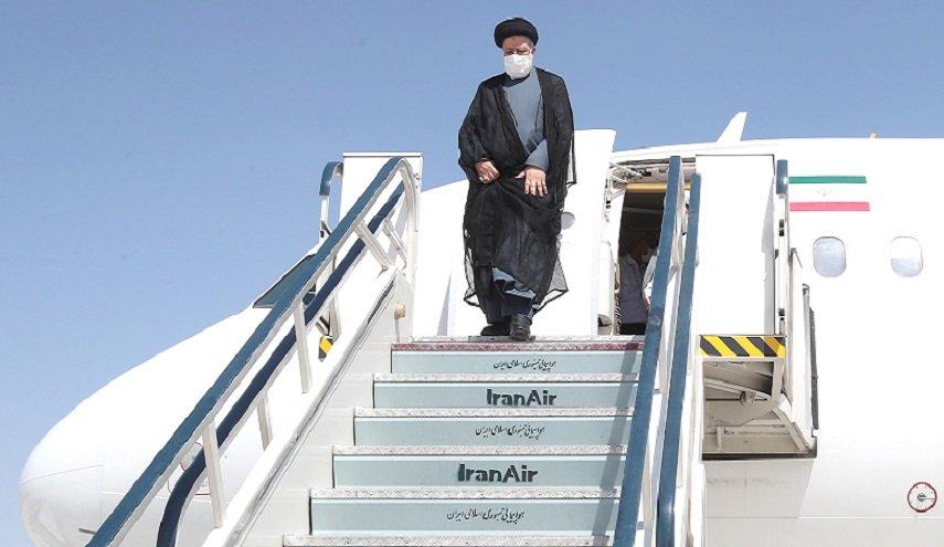 الرئيس الإيراني في دوشنبه الخميس القادم