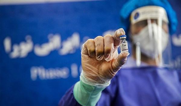 تطعيم مليوني جرعة لقاح كورونا في ايران اعتبارا من الاسبوع المقبل