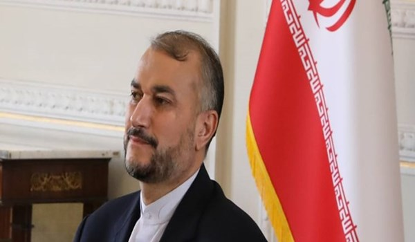 أمير عبد اللهيان: علاقتنا الحالية مع أفغانستان هي تسهيل المساعدة لشعب هذا البلد