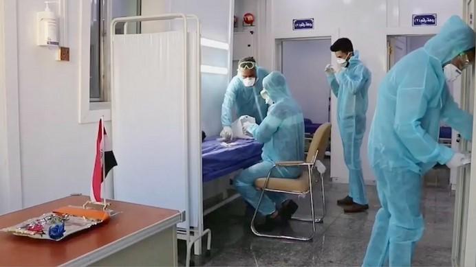 الموقف الوبائي والتلقيحي اليومي لجائحة كورونا في العراق