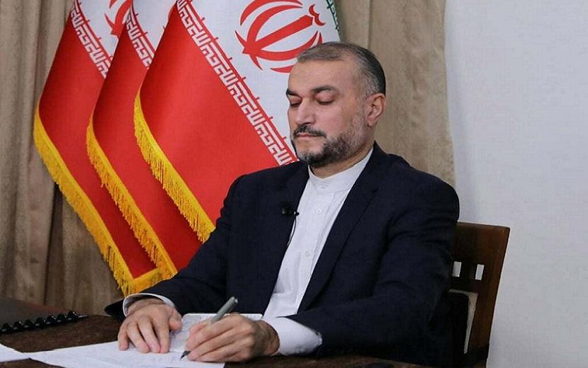 وزير الخارجية الإيرانية يعين ثلاثة نواب جدد له