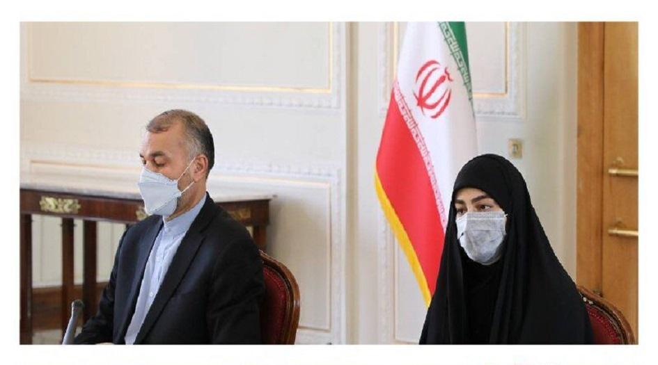 الخارجية الايرانية: نتابع قضية اغتيال الفريق الشهيد سليماني
