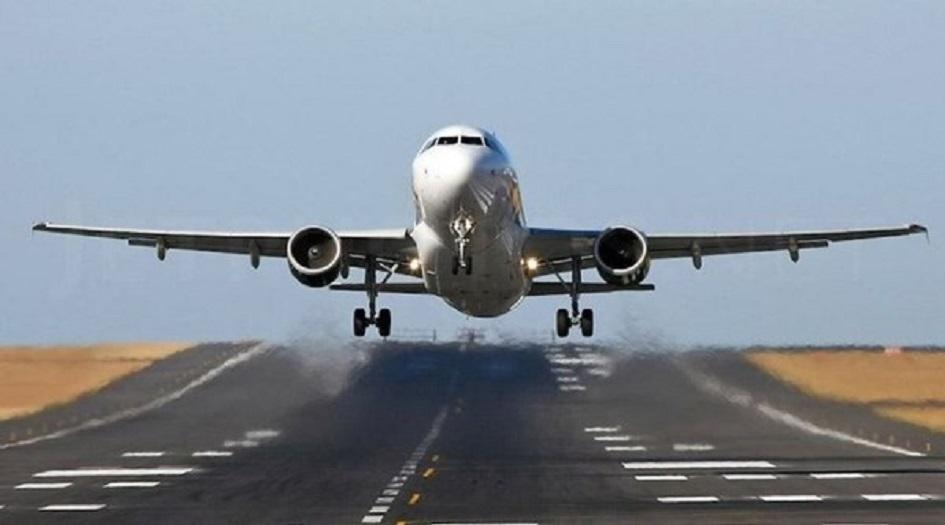 حركة الرحلات الخارجية بالمطارات الايرانية تنمو بنسبة 100 %