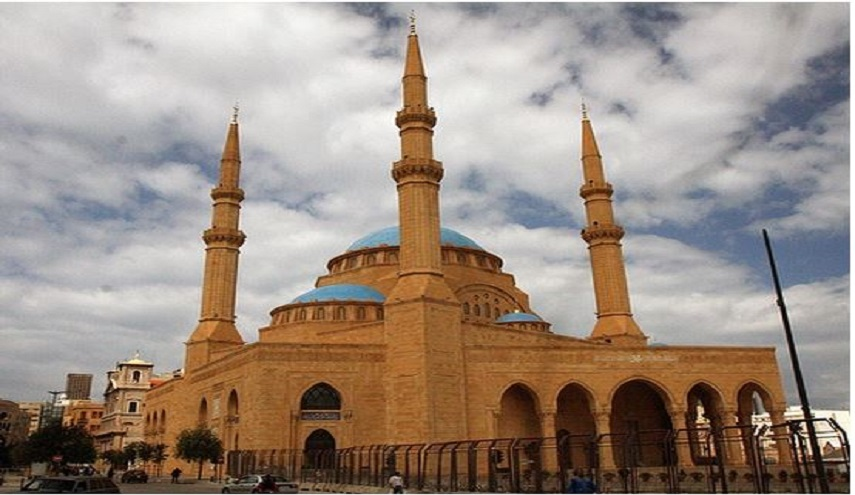 مواقيت الأذان لمدينة بيروت وضواحيها ليوم الخميس