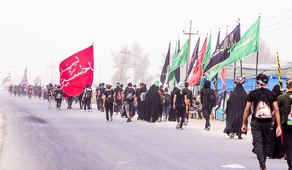 اكثر من 30 الف زائر ايراني وصلوا الى العراق لحد الآن للمشاركة في مراسم الزيارة الاربعينية