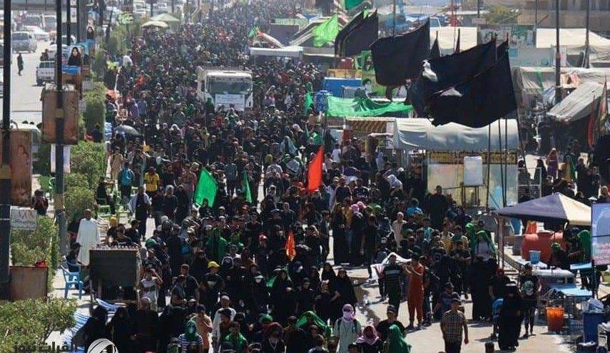 العمليات المشتركة في العراق تؤكد إنسيابية خطة زيارة الأربعين
