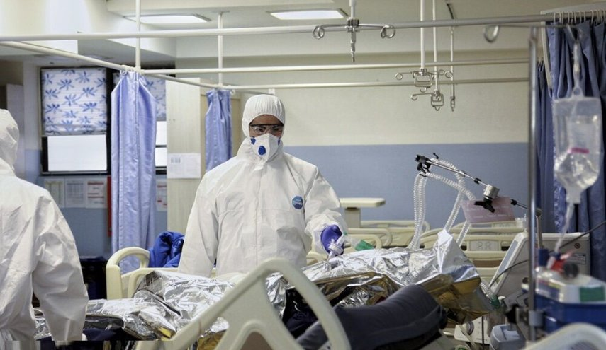 الصحة الايرانية: تسجيل 284 وفاة جديدة بكورونا
