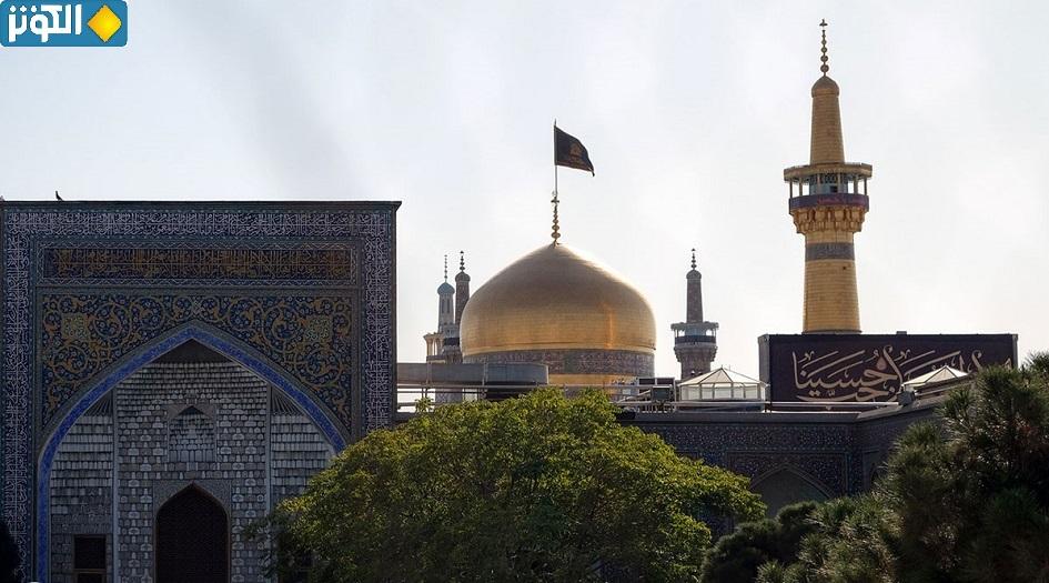 اليكم الأسماء الذين تمت الزيارة بالنيابة عنهم في حرم الامام الرضا (ع) يوم اربعين الامام الحسين (ع)