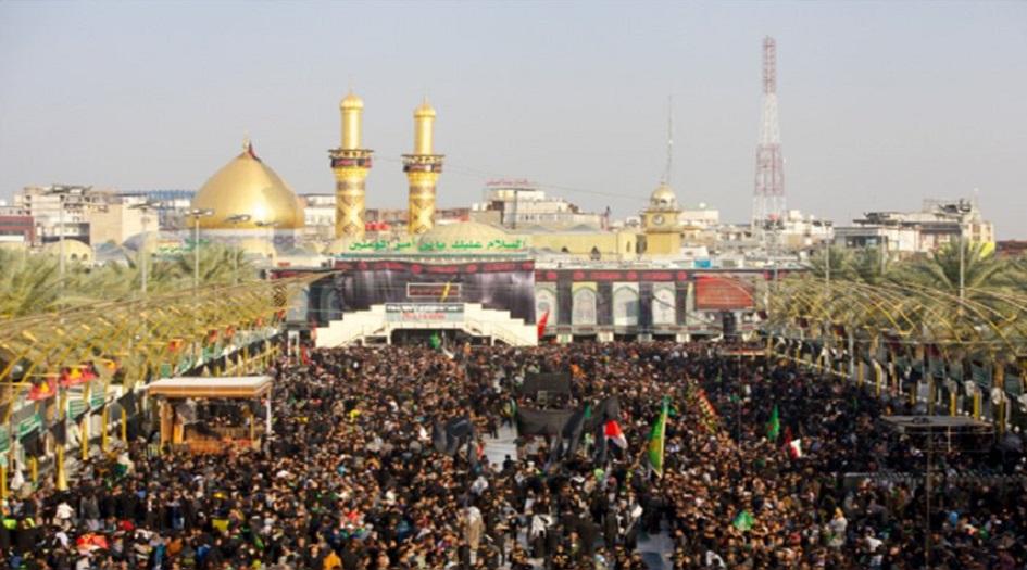 العراق يعلن نجاح الخطة الأمنية الخاصة بزيارة الأربعينية