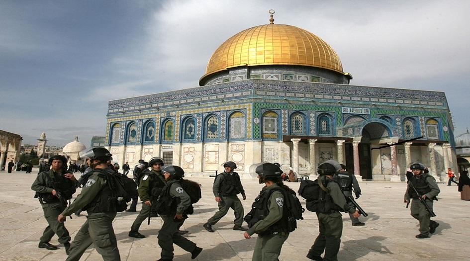 الاحتلال يمنع وصول المصلين من الداخل المحتل إلى المسجد الأقصى
