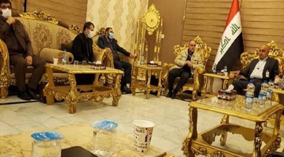 محادثات ايرانية عراقية لتسهيل عودة زوار الاربعين جوا