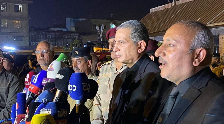 الداخلية العراقية تعلن  عدد الزوار المشاركين في أربعينية الإمام الحسين عليه السلام