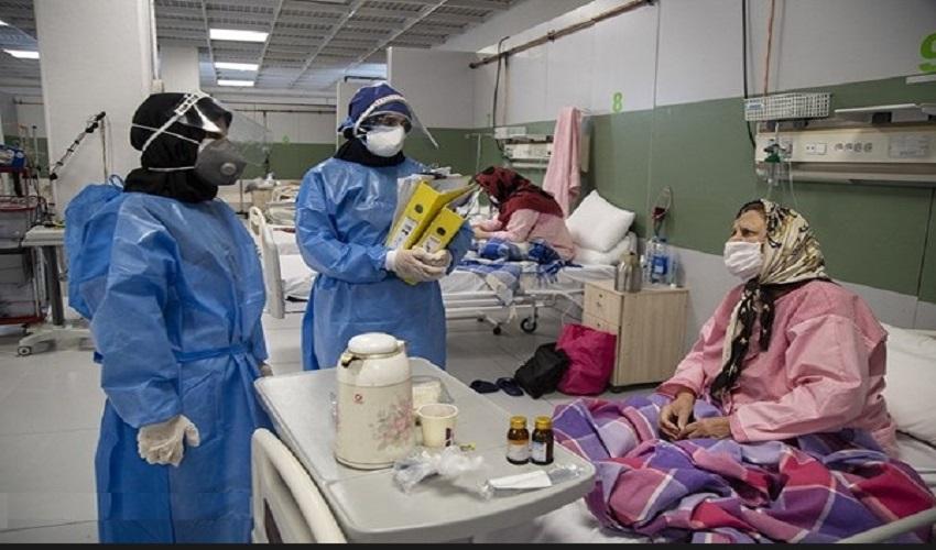 الصحة الايرانية تعلن عن 213 وفاة جديدة بكورونا