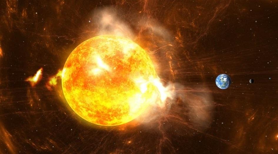 """الارض على موعد مع عاصفة شمسية """"ضخمة"""".. وهذا ما تفعله"""