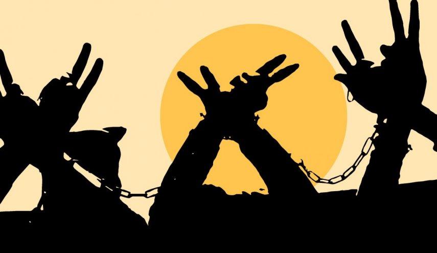 أسرى الجهاد الإسلامي يشرعون بالإضراب عن الطعام