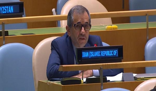 تخت روانجي يحذر الكيان الصهيوني من أي مغامرة محتملة ضد ايران