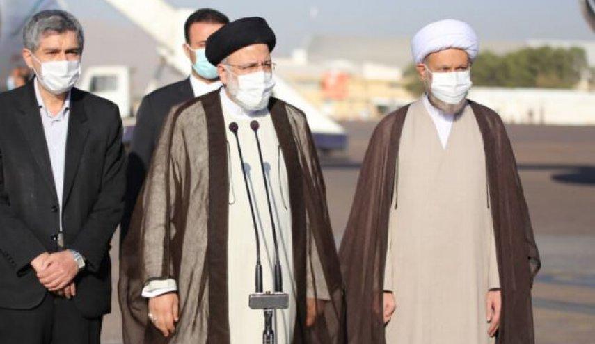 رئيسي: اولويتنا في محافظة فارس هي معالجة البطالة ومكافحة الجفاف