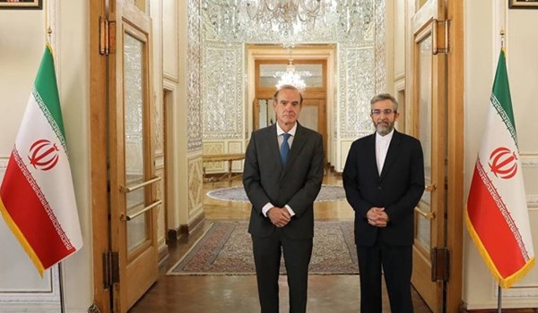 محادثات بين مساعدي الخارجية الايرانية والاتحاد الاوروبي في طهران