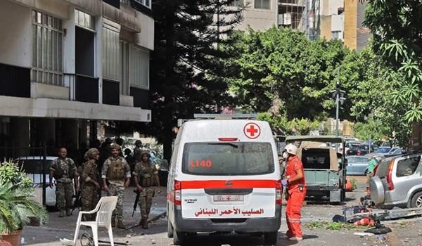 3 قتلى و 21 جريحا جرّاء إطلاق النار في منطقة الطيونة ببيروت